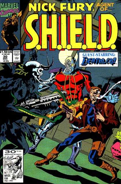 Nick Fury, Agent of SHIELD (1989) 30
