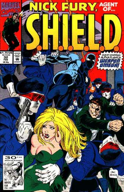 Nick Fury, Agent of SHIELD (1989) 32