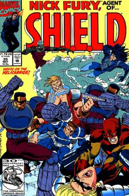 Nick Fury, Agent of SHIELD (1989) 35