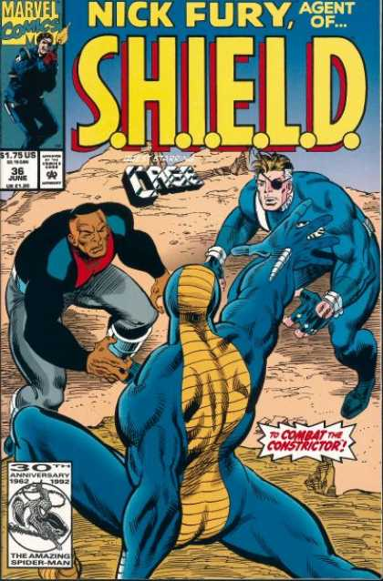 Nick Fury, Agent of SHIELD (1989) 36