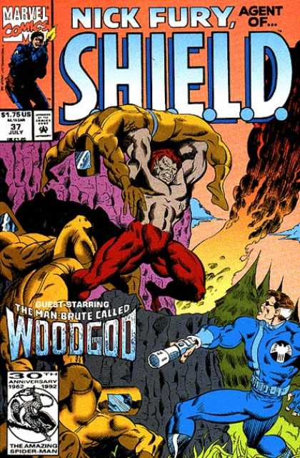 Nick Fury, Agent of SHIELD (1989) 37