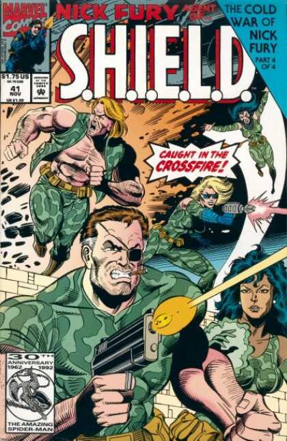Nick Fury, Agent of SHIELD (1989) 41