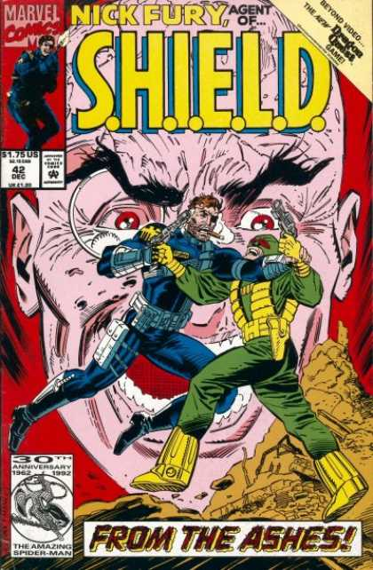 Nick Fury, Agent of SHIELD (1989) 42