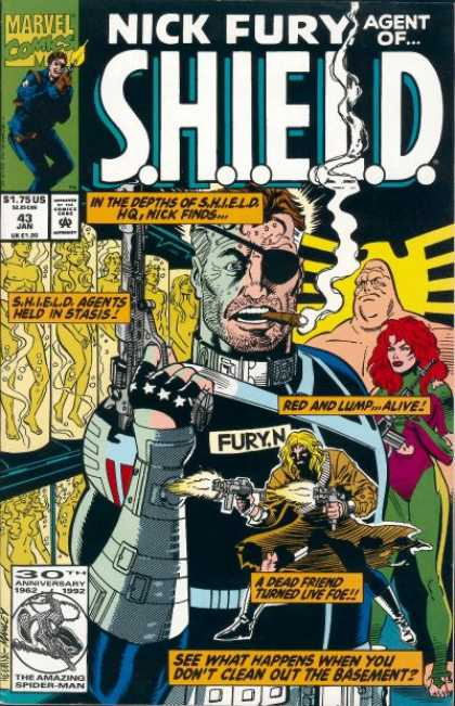 Nick Fury, Agent of SHIELD (1989) 43