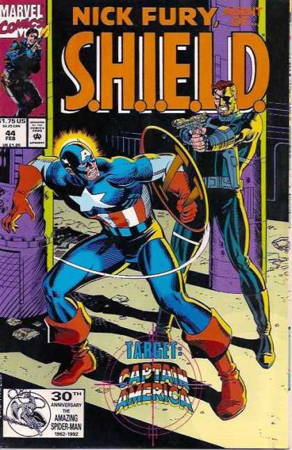 Nick Fury, Agent of SHIELD (1989) 44