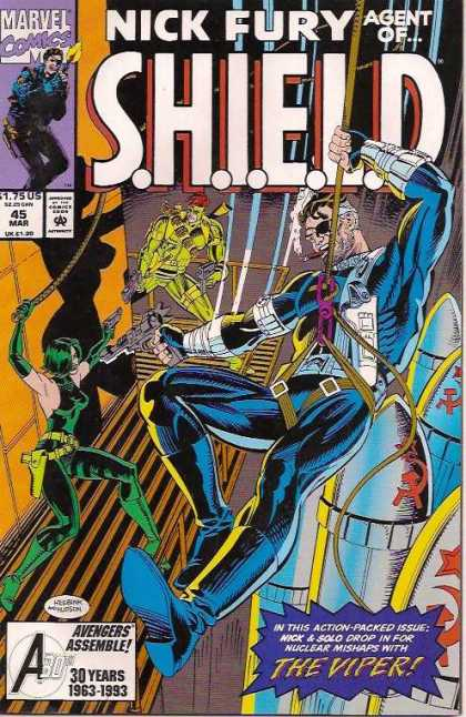 Nick Fury, Agent of SHIELD (1989) 45