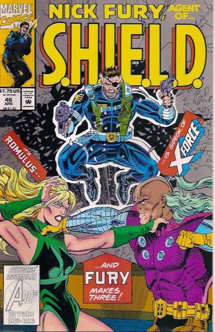 Nick Fury, Agent of SHIELD (1989) 46