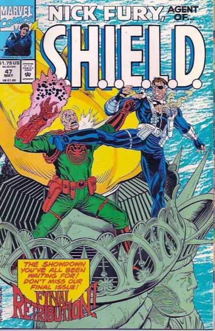 Nick Fury, Agent of SHIELD (1989) 47