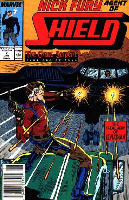 Nick Fury, Agent of SHIELD (1989) 7