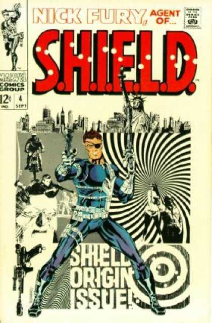 Nick Fury, Agent of SHIELD 4