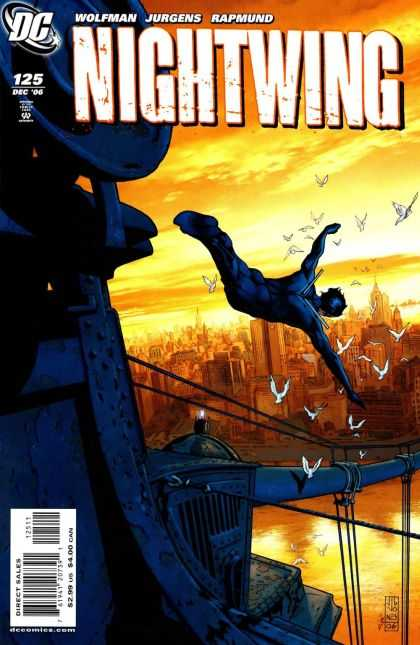 Nightwing 125 - J Jones