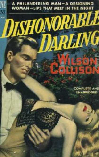 Novel Library - Dishonorable Darling - Wilson Collison