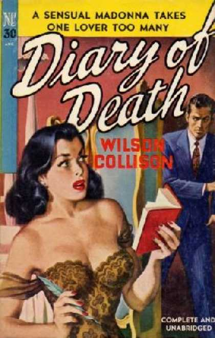 Novel Library - Diary of Death - Wilson Collison