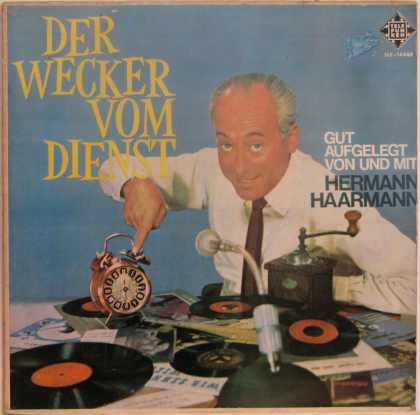 Oddest Album Covers - <<Alarmin' Haarmann>>