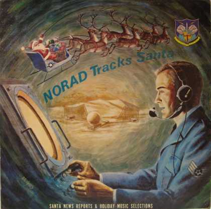 Oddest Album Covers - <<Where in the world is Santa?>>