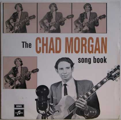 Oddest Album Covers - <<It was a guitar or braces for young Chad>>