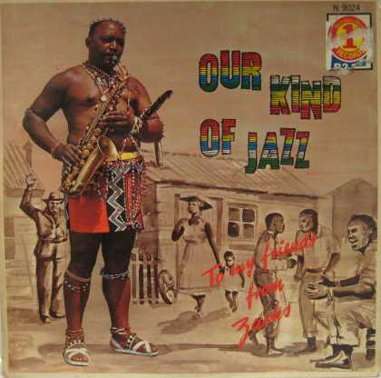 Oddest Album Covers - <<Saxophone colossus>>