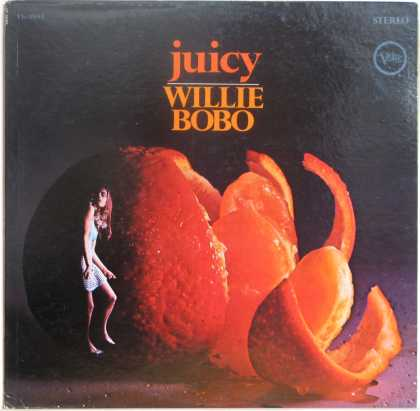 Oddest Album Covers - <<Juice it up!>>