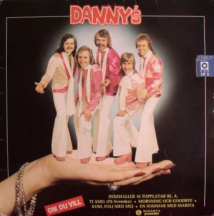 Oddest Album Covers - <<Hand jive>>