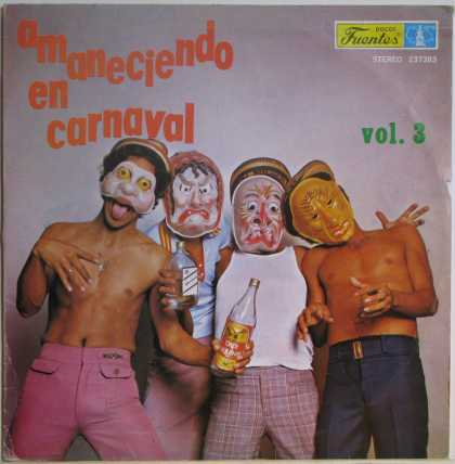 Oddest Album Covers - <<Express yourself>>