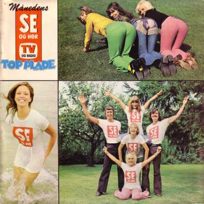 Oddest Album Covers - <<Must Se TV>>