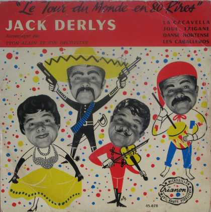 Oddest Album Covers - <<Just Jack>>