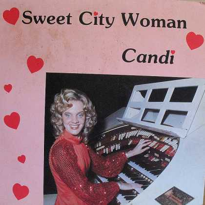 Oddest Album Covers - <<Candi loves a big organ>>