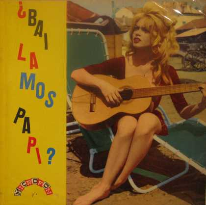 Oddest Album Covers - <<Where's Papi?>>