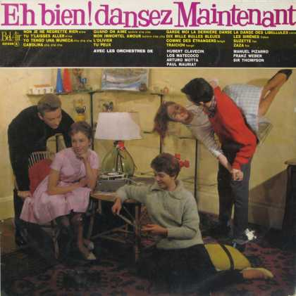 Oddest Album Covers - <<Do you wanna dansez?>>