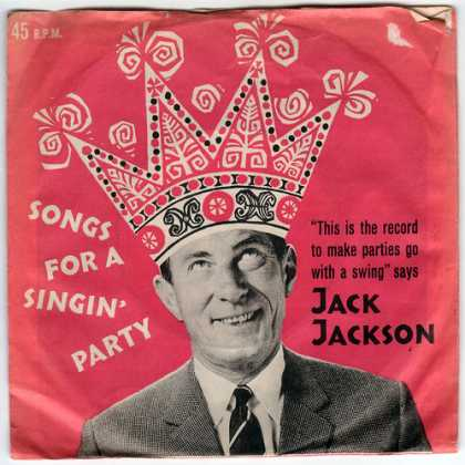 Oddest Album Covers - <<Old Jack swings>>