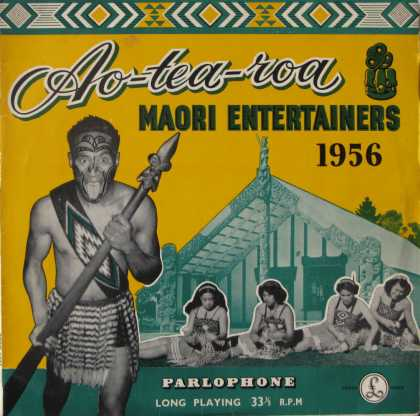 Oddest Album Covers - <<Mother Maori>>