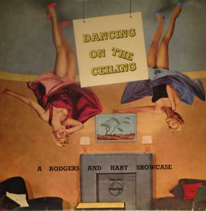 Oddest Album Covers - <<Ceiling wax>>