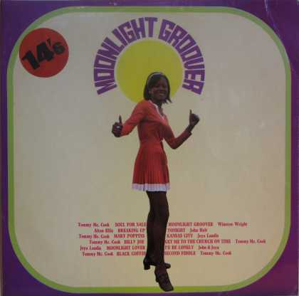 Oddest Album Covers - <<All night mover>>
