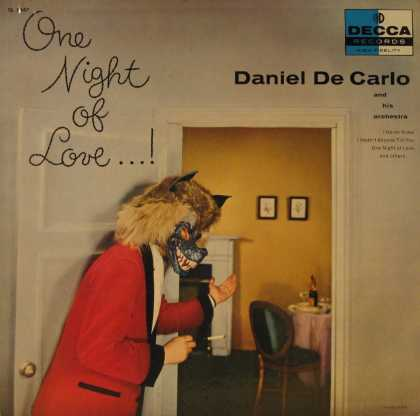 Oddest Album Covers - <<Hungry like the wolf>>