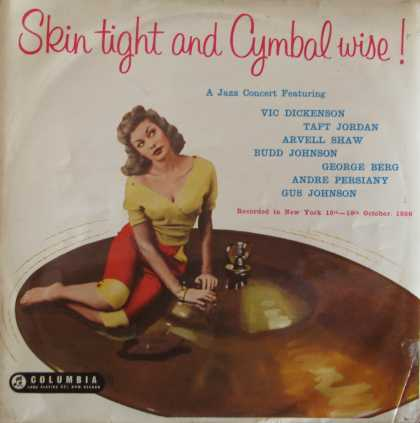 Oddest Album Covers - <<Sexy cymbal>>