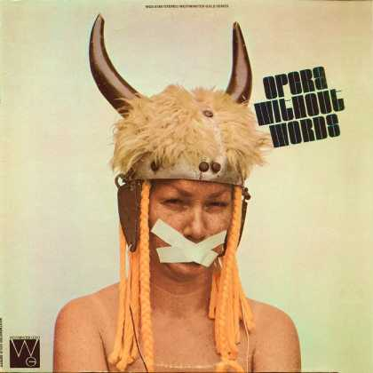 Oddest Album Covers - <<You talk too much>>