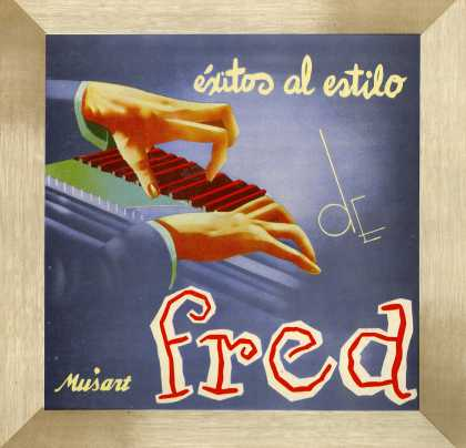 Oddest Album Covers - <<Fred, Fredster, Freddy, Frederator>>