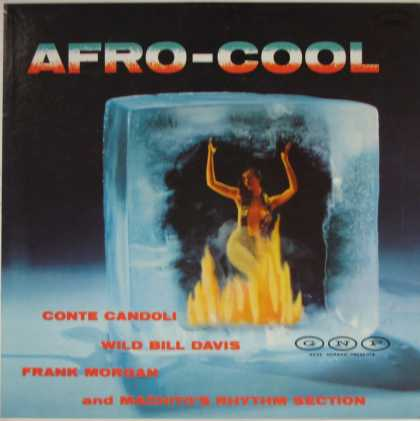 Oddest Album Covers - <<Fire and ice>>