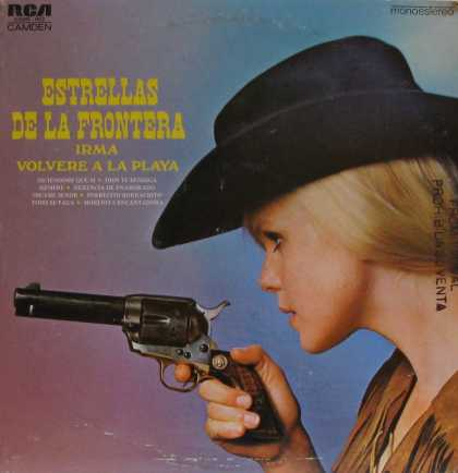 Oddest Album Covers - <<18 with a bullet>>