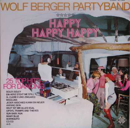Oddest Album Covers - <<Spinning gold all night>>