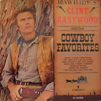 Oddest Album Covers - <<Our man Clint>>
