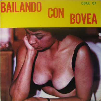 Oddest Album Covers - <<Bra emotion>>