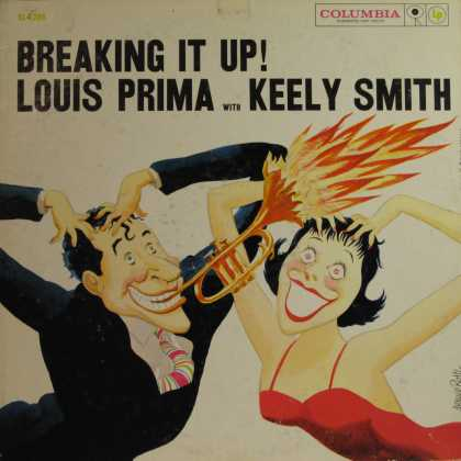 Oddest Album Covers - <<Mr. and Mrs. Smith>>