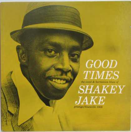 Oddest Album Covers - <<Shakey's blues>>
