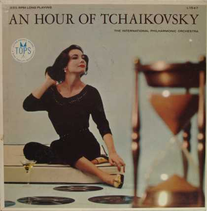 Oddest Album Covers - <<Hour glass figure>>