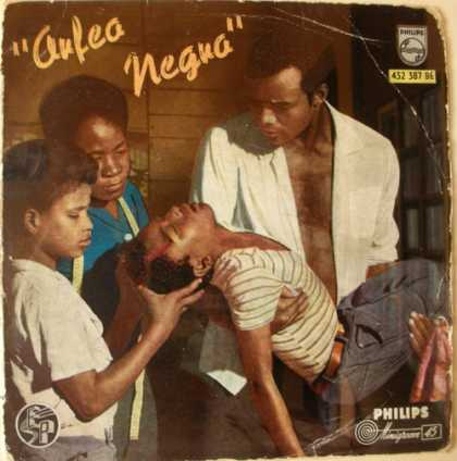 Oddest Album Covers - <<Orfeo Negro>>