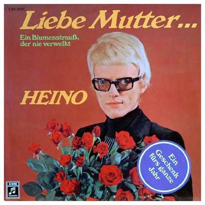 Oddest Album Covers - <<A face only a mutter could love>>