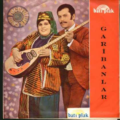 Oddest Album Covers - <<Slim Whitman teaches Balalaika>>