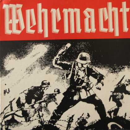 Oddest Album Covers - <<War machine>>
