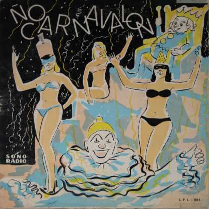 Oddest Album Covers - <<Bikinis, kings and clowns>>